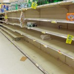 Lack of Preparedness Hurricane Sandy Supermarket
