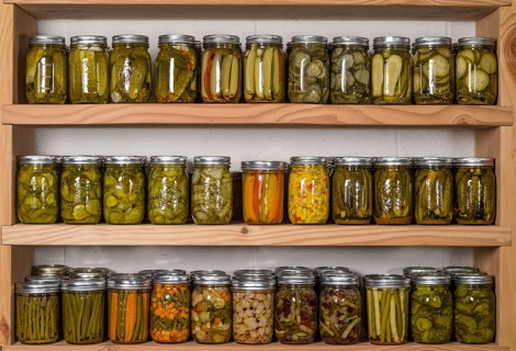 Food Storage Concerns – Prepping with a Family