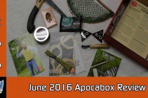 Apocabox Review June 2016