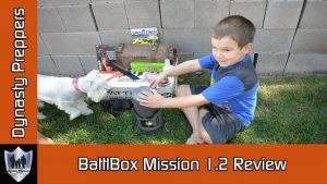 BattlBox Mission 1.2 Review