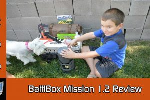 BattlBox Mission 1.2 Unboxing and Review
