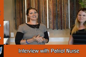 Patriot Nurse Interview July 2016