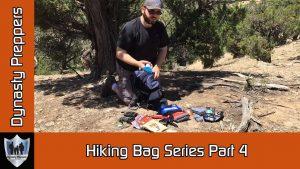Hiking Bags Series Part 4