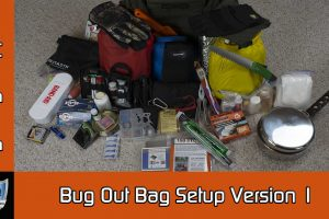 Bug Out Bag Version 1