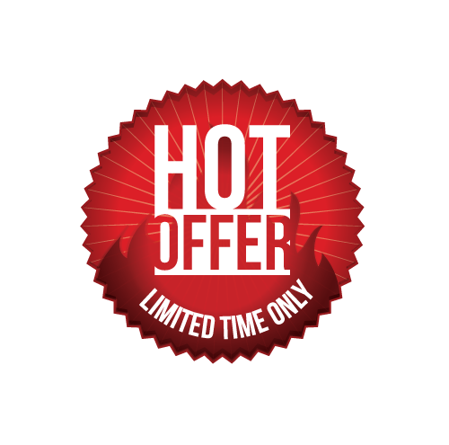 Hot Offer - Limited Time