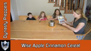 Wise Apple Cinnamon Cereal Thumbnail