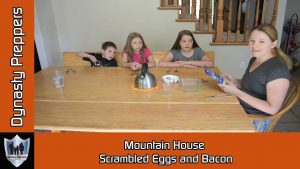 Mountain House Scrambled Egg and Bacon