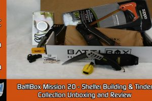 Mission 20 Battlebox October 2016