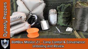 BattlBox Mission 21