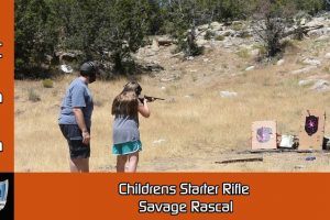 Children's Starter Rifle Savage Rascal
