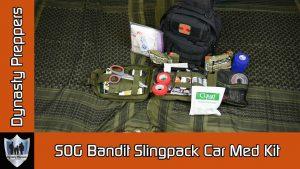 SOG Slingpack Med Kit Thumbnail