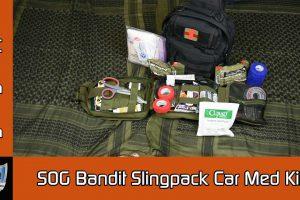 SOG Slingpack Med Kit