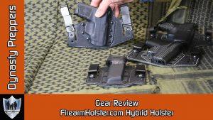 FirearmHolster com Hybrid Holster Review