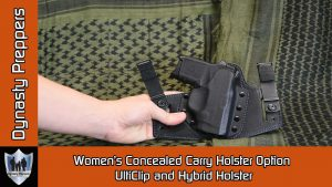 Women's Concealed Carry Holster Option Thumbnail