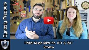 Patriot Nurse Med Prep 101 & 201 Review Thumbnail
