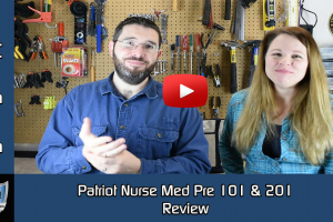 Patriot Nurse Med Prep 101 & 201 Review