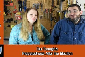 Preparedness After the Election