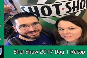 Shot Show Day 1 Recap