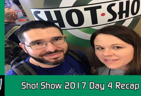 Shot Show Day 4 Recap