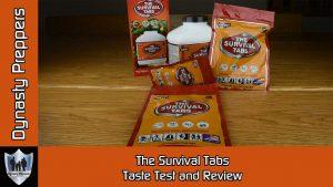 The Survival Tabs Thumbnail