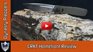 CRKT Homefront Review Thumb