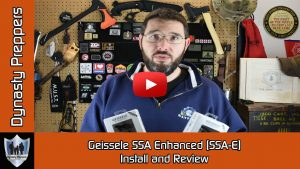 Geissele SSA-E Thumbnail