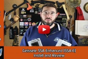 Geissele SSA Enhanced (SSA-E) Trigger