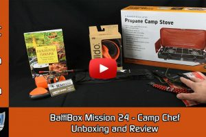 Battlbox Mission 24 Camp Chef