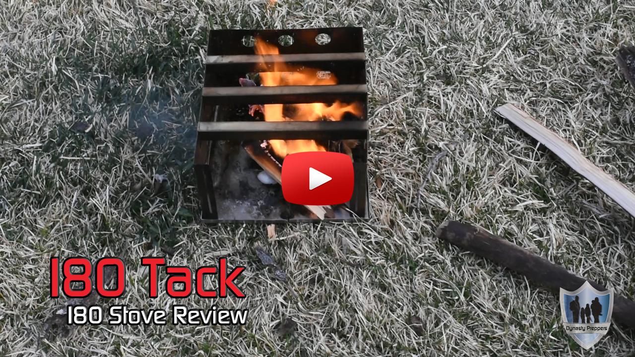 180 Tack 180 Stove Review