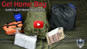 Individual Get Home Bag Setup