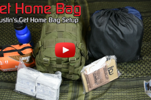 Individual Get Home Bag Setup