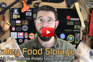 Valley Food Storage Irish Pub Cheddar Potato Soup