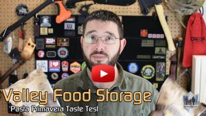 Valley Food Storage Pasta Primavera Thumbnail