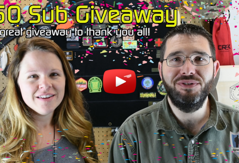 Dynasty Preppers 250 Sub Giveaway