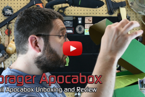 April 2017 Forager Apocabox Unboxing and Review