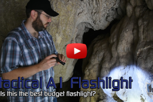 Atactical A1 550 Lumen Budget EDC Flashlight