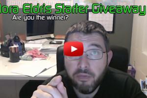 Mora Eldris Starter Kit Giveaway Winner