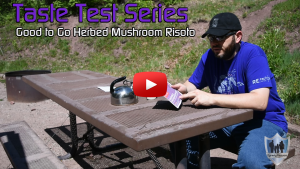 Good to Go Herbed Mushroom Risotto Thumbnail