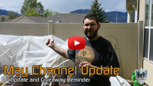 May Channel Update Thumbnail