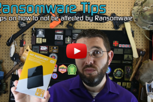 Wannacry Ransomeware Protection Tips