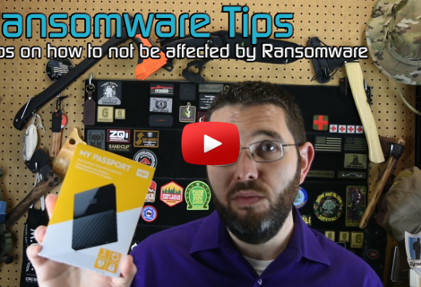 Wannacry Ransomeware Protection Tips