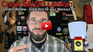Coast EAL20 Emergency Lantern Thumbnail