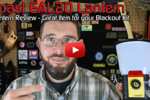 Coast EAL20 Emergency Lantern Review