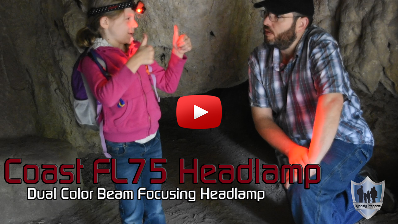 Coast FL75 Headlamp Review Thumbnail