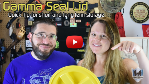 Gamma Seal Lid Quick Tip Thumbnail