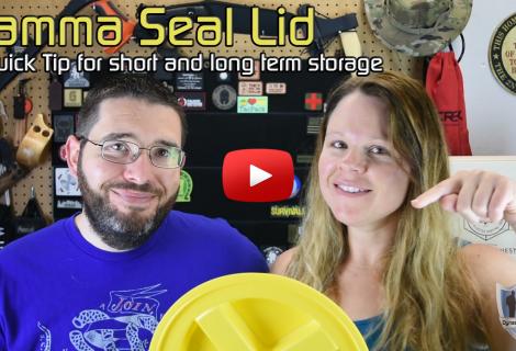 Gamma Seal Lid Quick Tip