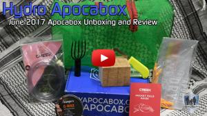 June 2017 Hydro Apocabox