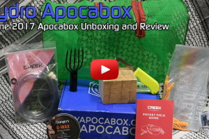 June 2017 Hydro Apocabox Unboxing and Review