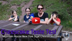 Mountain House New York Style Cheesecake Bites Thumbnail