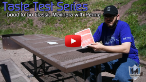 Good To Go Classic Marinara with Penne Taste Test Website